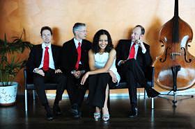 Latin-Quartett Manteca
