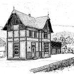 1. Wiehltalbahn – Die Eisenbahnstrecke wurde im Jahre 1897 als Abzweig der Bahnlinie durch das Aggertal bis nach Wiehl gebaut. Sie erschloss ab dem Jahr 1911 den südlichen Oberbergischen Kreis bis Morsbach und Wildbergerhütte. Die Einstellung des Personenverkehrs erfolgte 1965, das Bahnhofsgebäude musste im Jahr 1978 dem Bau eines großzügigen Busbahnhofes weichen.