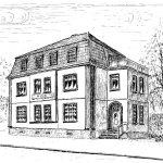 2. Allgemeine Ortskrankenkasse – Die Sozialgesetzgebung unter Kaiser Wilhelm I. verpflichtete im Jahre 1883 Kommunen zur Einrichtung von Krankenversicherungen. Die in der ehemaligen Gemeinde Drabenderhöhe gegründete Ortskrankenkasse erhielt als AOK Bielstein ihren Sitz in dem 1922 erbauten Hause.