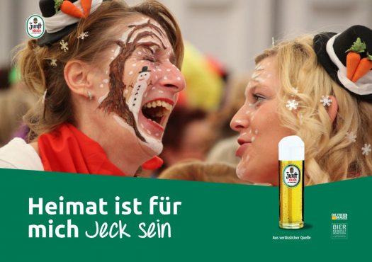 ZUNFT Kölsch Karnevalsmotiv 2017/2018