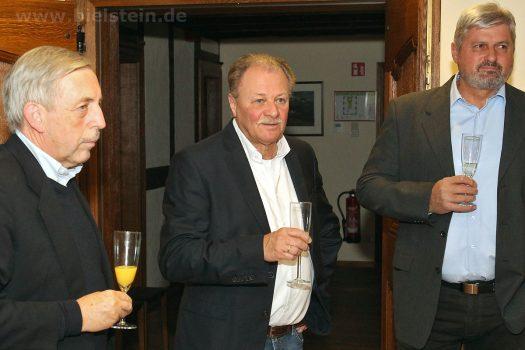 Hans-Joachim Klein (mitte)